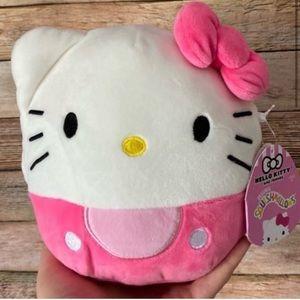 Squishmallow Hello Kitty Pink Squishmallow NEW